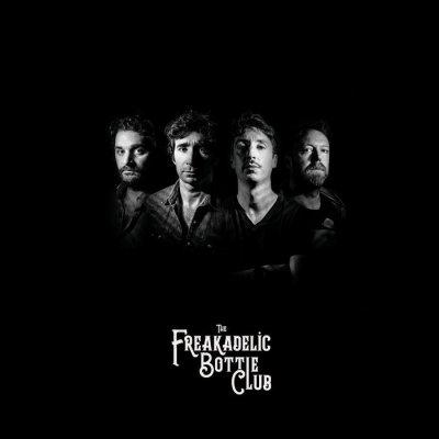 New Album The Freakadelic Bottle Club 2020