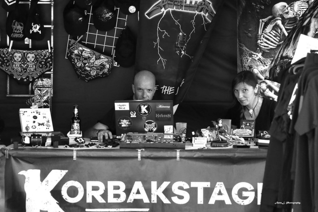 Portes Ouvertes KorbakStage Rock & Metal Shop