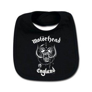 Bavoir Motörhead England sous licence