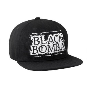 Casquette Snapback Black Bomb A Licence France