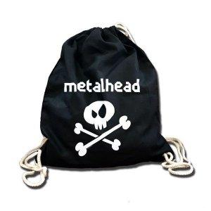 Sac à Dos Metalhead Noir sous licence