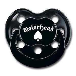Tétine Motörhead Noire Novatex