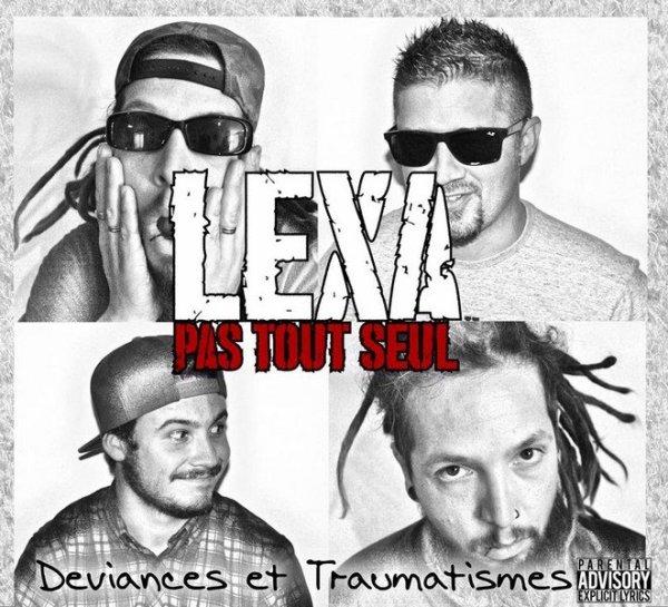 Album Déviances et Traumatismes de Lexa Pas Tout Seul