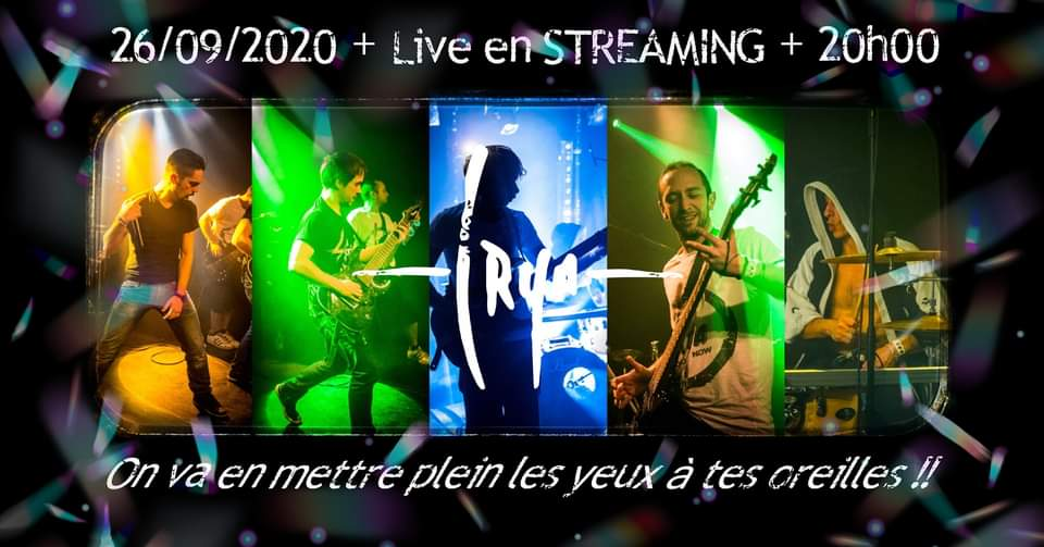 Irya live streaming @ Royaume