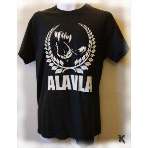 T-shirt Alavla Noir et Blanc coupe Homme