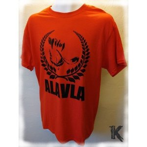 T-shirt Alavla Rouge