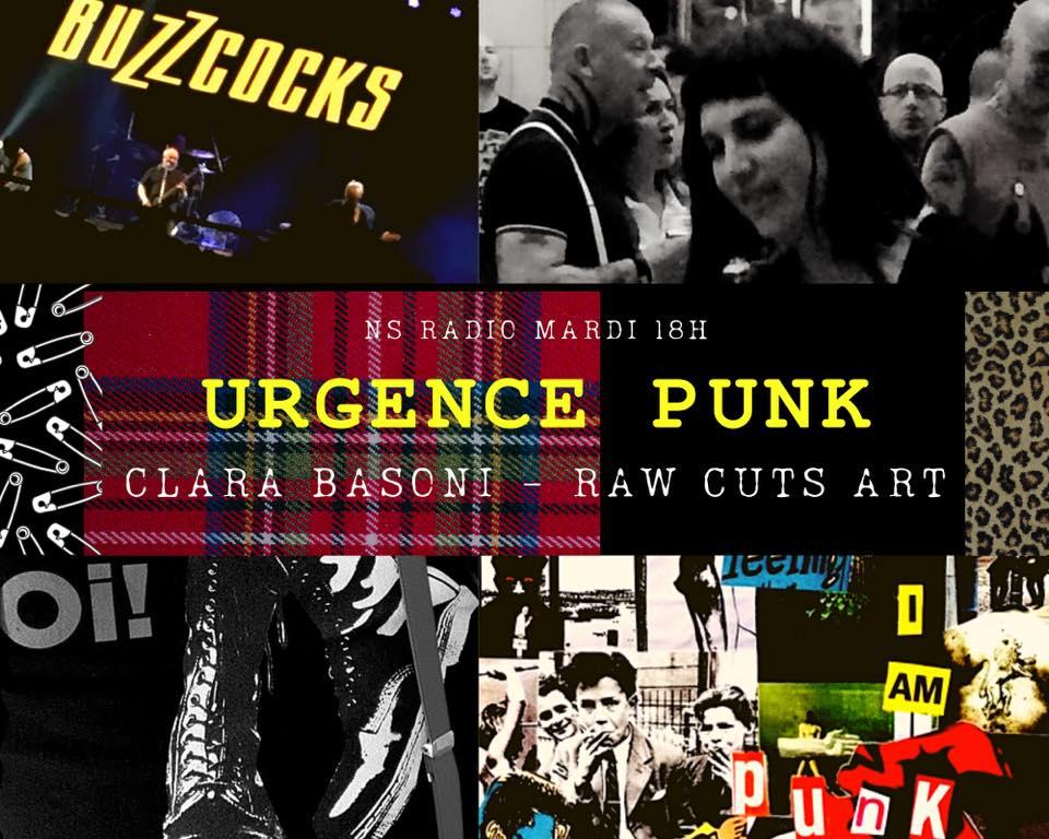 Urgence Punk Nouvelle Emission sur NS Radio 10-11-20
