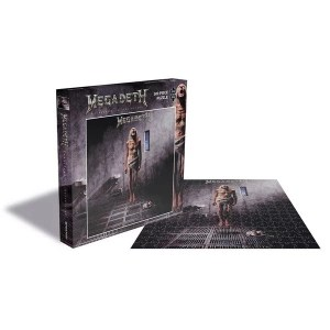 Puzzle Megadeth Countdown To Extinction Sous Licence