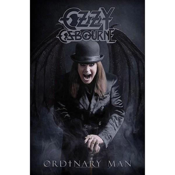 Drapeau Ozzy Osbourne Ordinary Man