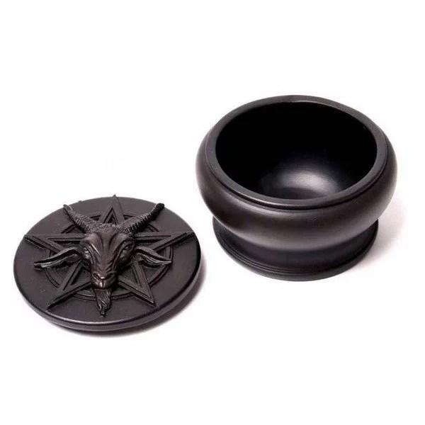 Boite Baphomet Noire