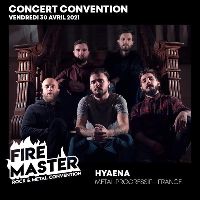 La Korbak Family avec Hyaena au FireMaster 2021