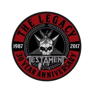 Patch Testament Legacy 30 Year Anniversary