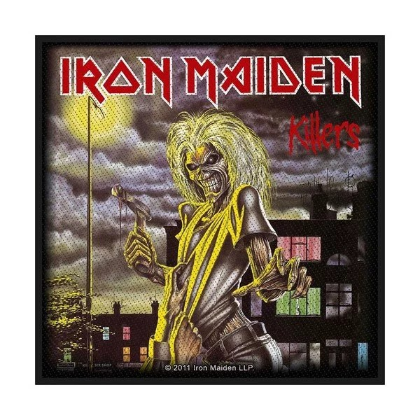 Patch Iron Maiden Killers