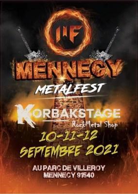 KorbakStage Rock Metal Shop au MMF 2021