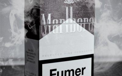 Photo : Smoking kills