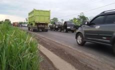 Permalink to Akhir Juli, Seluruh Proyek Trotoar Jalan Nasional Rampung