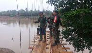 Permalink to Viral di Medsos, Pemkab Muara Enim Tutup Jembatan Gantung Beruge