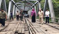 Permalink ke Gubernur Pastikan Perbaikan Jembatan Endikat Awal Maret