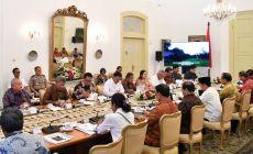 Permalink ke Gubernur Hadiri Ratas Asian Games di Istana Kepresidenan Bogor