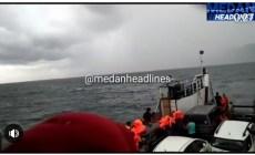 Permalink ke Kapal Penumpang Tenggelam, 80 Orang Terjun Di Danau Toba