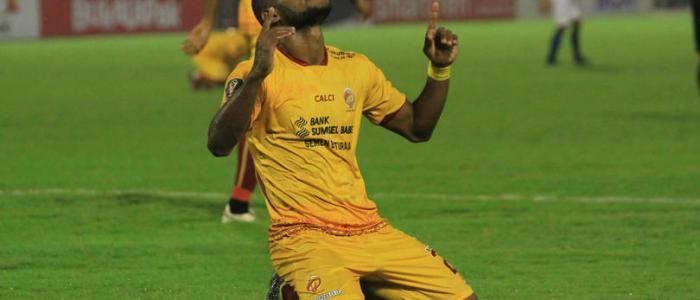 Laga Sriwijaya FC Kontra PSMS Medan Diundur
