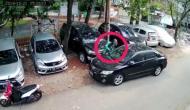 Permalink to Aksi Viral Oknum Berjaket Ojol Lakukan Pencurian Spion Mobil Dijalan