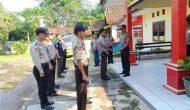 Permalink to Berprestasi, Tiga Personel Polsek Tanjung Agung Diberi Reward