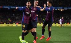 Permalink to Balaskan Dendam Leg Pertama, Barcelona Hajar Sevilla 6-1 di Leg Kedua