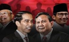 Permalink ke Tim Kampanye Nasional Jokowi-Ma'ruf Amin Klaim Ungguli Debat Pertama 5-0