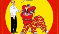 Permalink to Melalui Unggahan Gambar Kartun dirinya di Sosmed, Jokowi Ucapakan Gong Xi Fa Cai