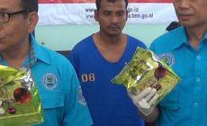 Permalink to BNN Provinsi Berhasil Tangkap Kurir Sabu Asal Acah