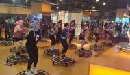 Permalink to Rayakan Ultah Ke-5 Celebrity Fitness Palembang Icon Luncurkan Program Saltar