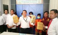 Permalink to Sebesar 3,4 Kg Ganja Diamankan Polisi Dari Pengedar di Palembang