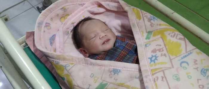 Masih Ada Tali Pusar, Bayi Laki-laki Ditemukan di SU I Palembang