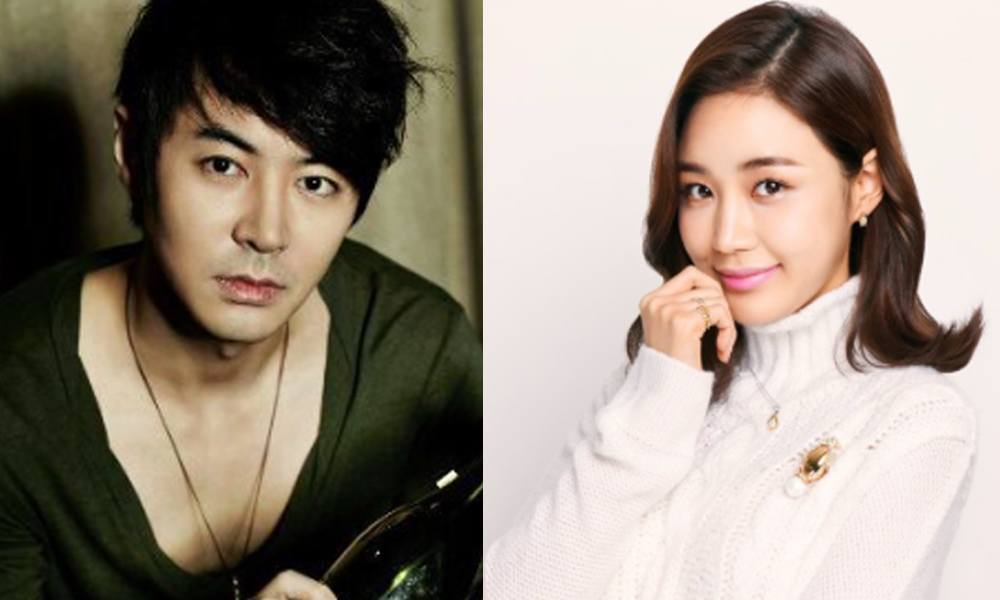Shinhwa Jun Jin and Yoon Jin Yi rumoured to be dating