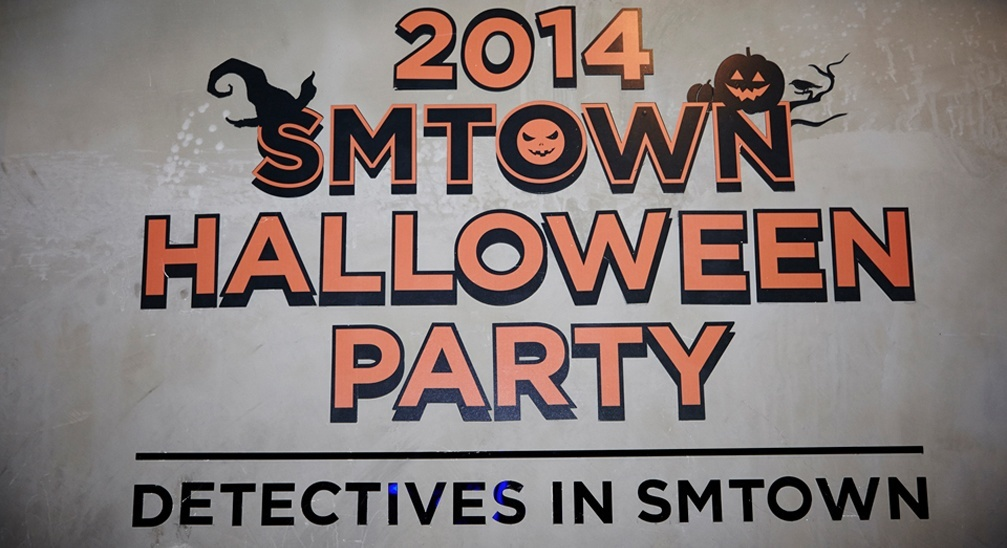 SM Halloween Party 2014