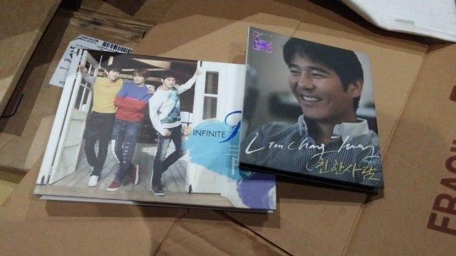 Trashed CDs 2