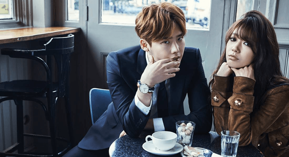 Lee Jong Suk and Park Shin Hye are a classy couple in ...