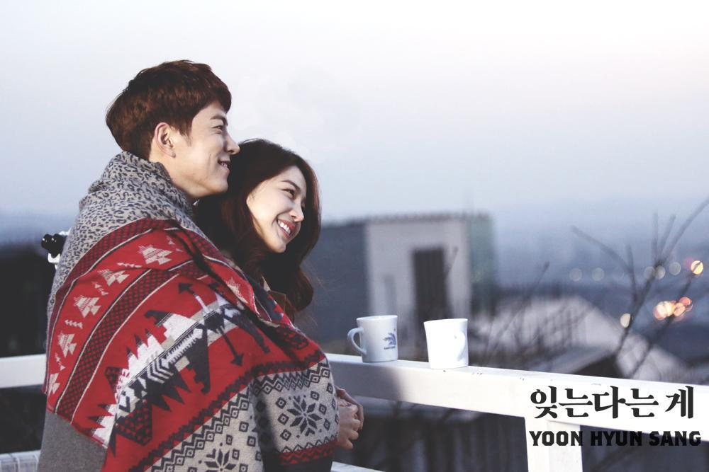 Hong Jong Hyun and Ji Ha Yoon for Yoon Hyun Sang WAVE