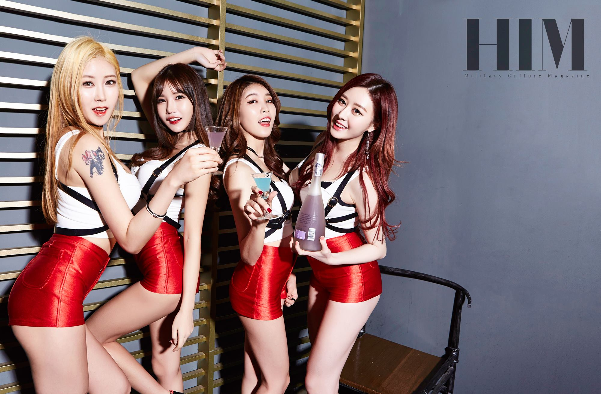 Pocket Girls Stun Fans With New EyeBulging Concept For