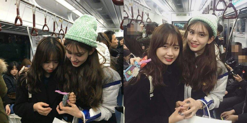 Картинки по запросу somi and yoo jung