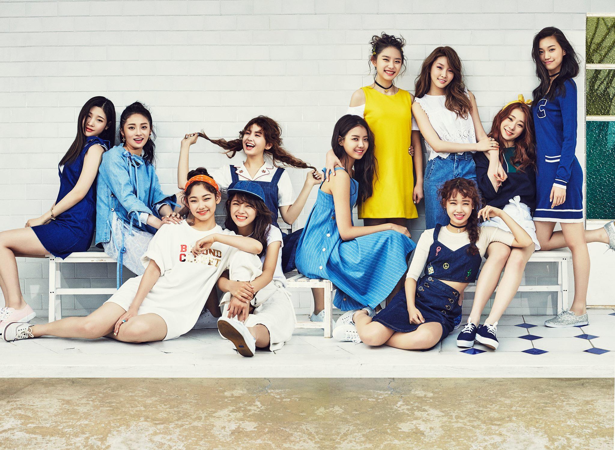 Image: I.O.I / YMC Entertainment
