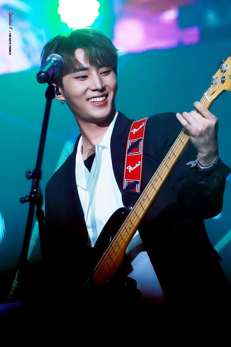 25 Times Day6 Young K Reminded Everyone Why Bassists Are