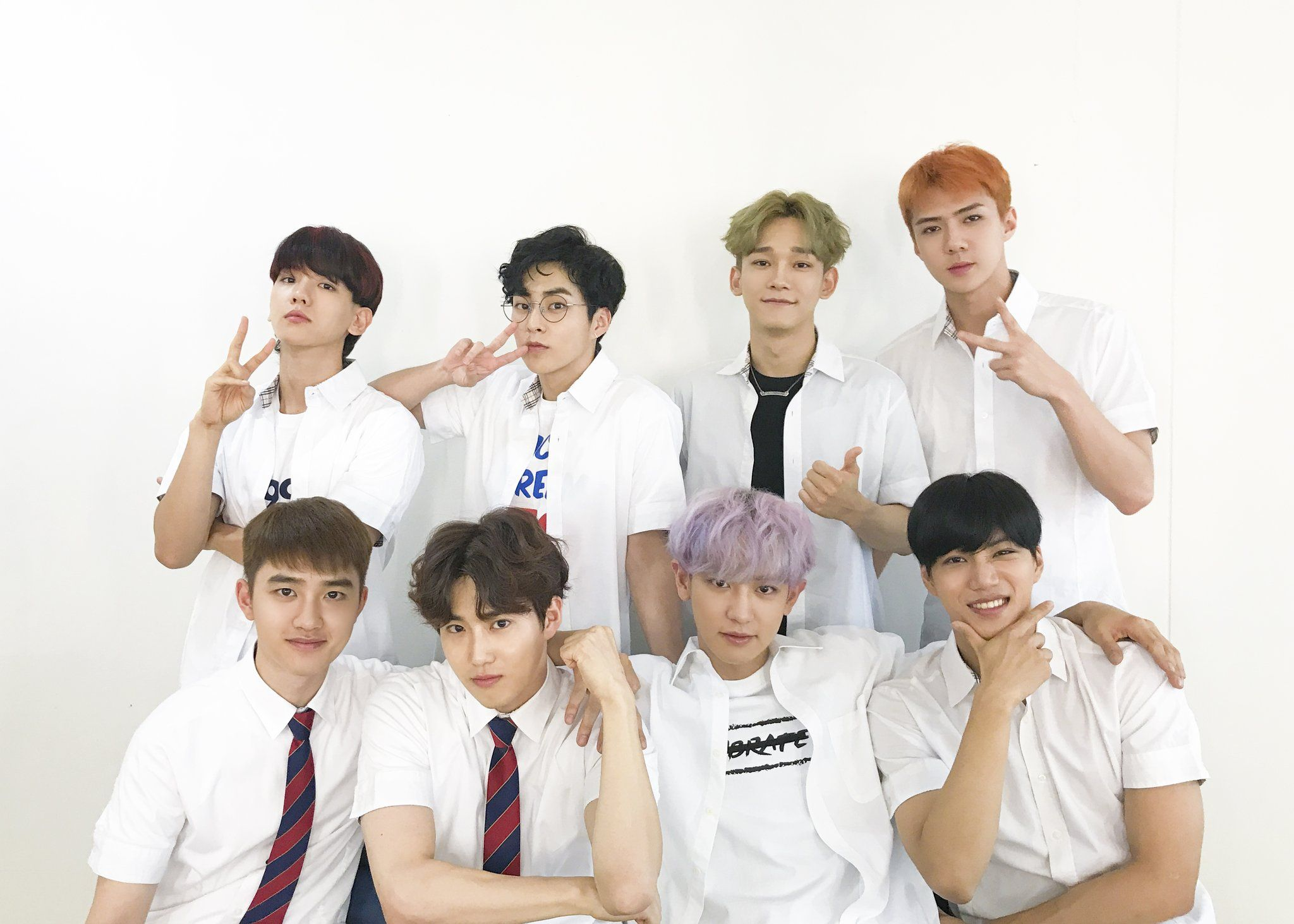 Official Rankings Of K Pop Boy Groups According To Brand