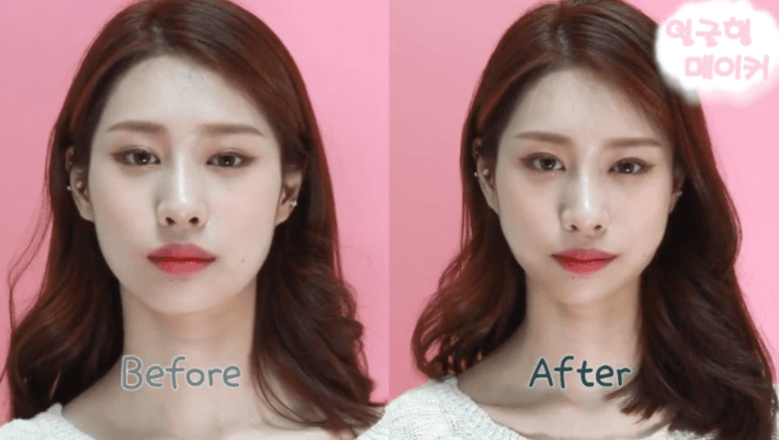 instead of plastic surgery, koreans are using this cheap method to
