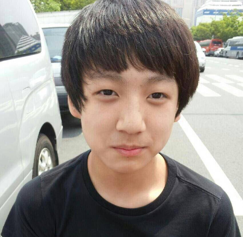 Here Are The Brand New Never Before Seen Baby Photos Of BTS Jungkook - Koreaboo