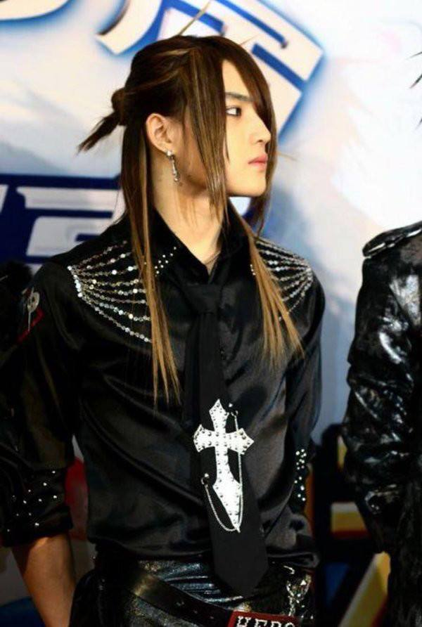 10 Male K Pop Idols You Forgot Had Long Hair Koreaboo