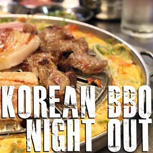Ultimate Korean BBQ Tour