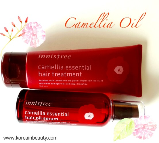 Asian ancient secret Camelia Oil