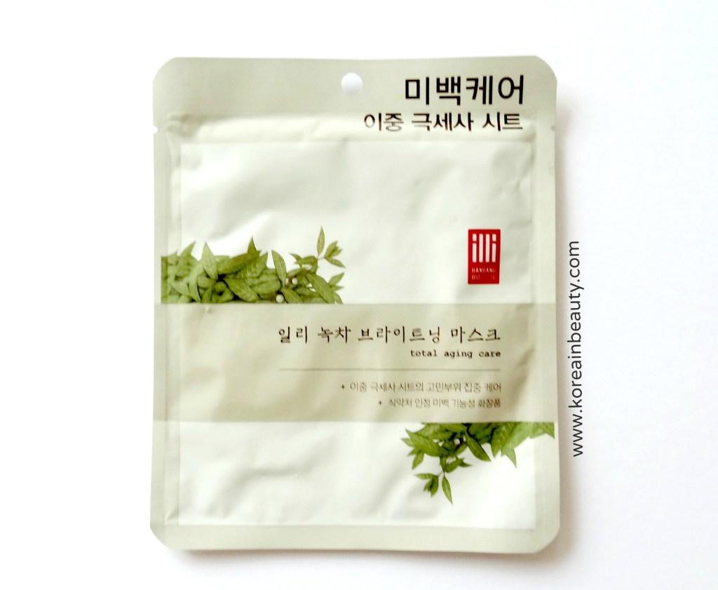 illi-hanbang-total-aging-white-mask